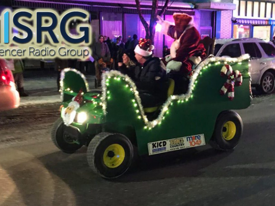 Santa's SRG Sleigh…